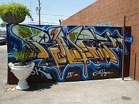 Las Vegas graffiti & streetart 2009
